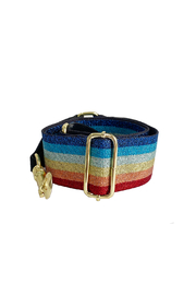 be clear handbags Rainbow Shimmer Strap - Product Mini Image