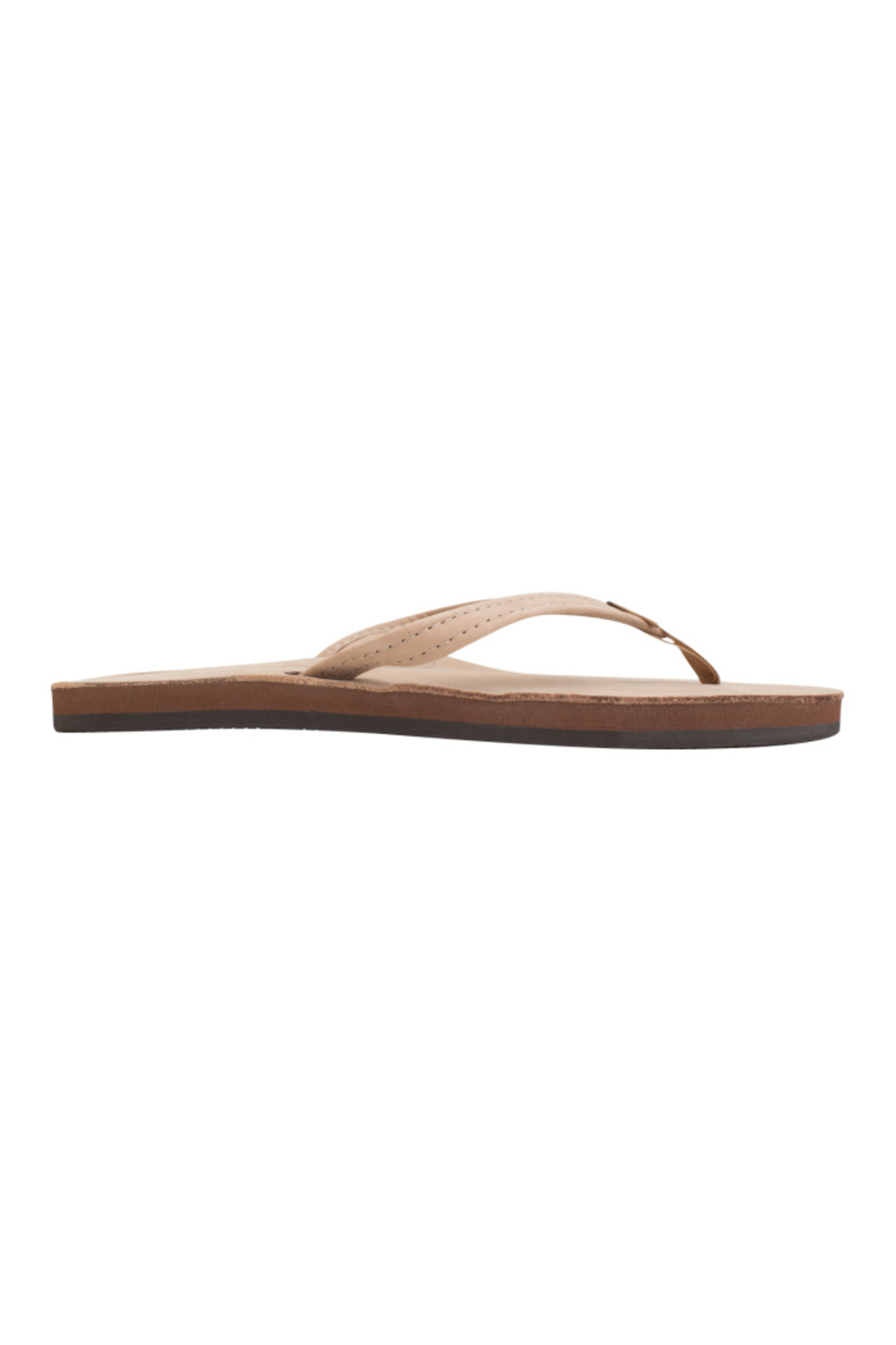 Rainbow Women's Single Layer Premier Leather with Arch Support - Main Image