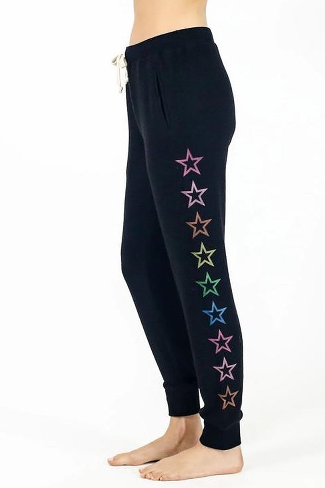 Six Fifty Rainbow Star Broadway Jogger - Main Image