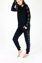 Six Fifty Rainbow Star Broadway Jogger - Front full body