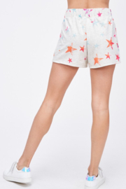 Phil Love Rainbow Star Lounge Short - Side cropped