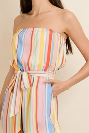 dress forum Rainbow Stripe Jumpsuit - Other