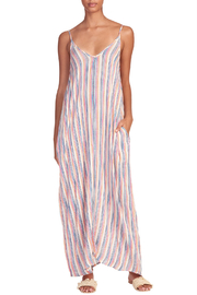 Elan Rainbow Stripe Maxi - Product Mini Image
