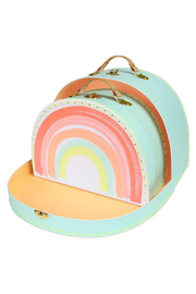 Meri Meri Rainbow Suitcase - Product Mini Image