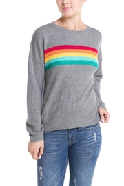 Wild Honey Rainbow Sweater - Product Mini Image
