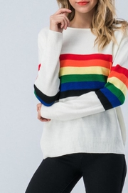 Day & Night Rainbow Sweater - Product Mini Image