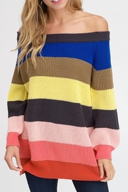 Yipsy Rainbow Sweater - Product Mini Image