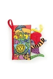 Jellycat Rainbow Tail Activity-Book - Product Mini Image
