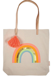 Meri Meri Rainbow Tassel Bag - Product Mini Image