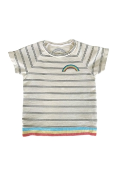 Tiny Whales Rainbow Top - Alternate List Image