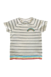 Tiny Whales Rainbow Top - Product Mini Image