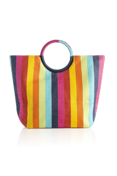 Shiraleah Rainbow Tote - Alternate List Image