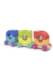 Tegu Rainbow Tram - Front cropped
