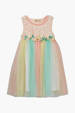 Doe a Dear Rainbow Tutu Dress - Alternate List Image