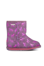 Emu Australia Rainbow Unicorn Brumby Waterproof Boot - Product Mini Image
