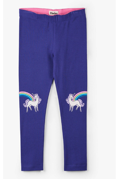Shoptiques Product: Rainbow Unicorn Legging
