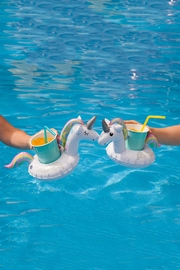 BigMouth Inc Unicorn Drink Floats - Front cropped
