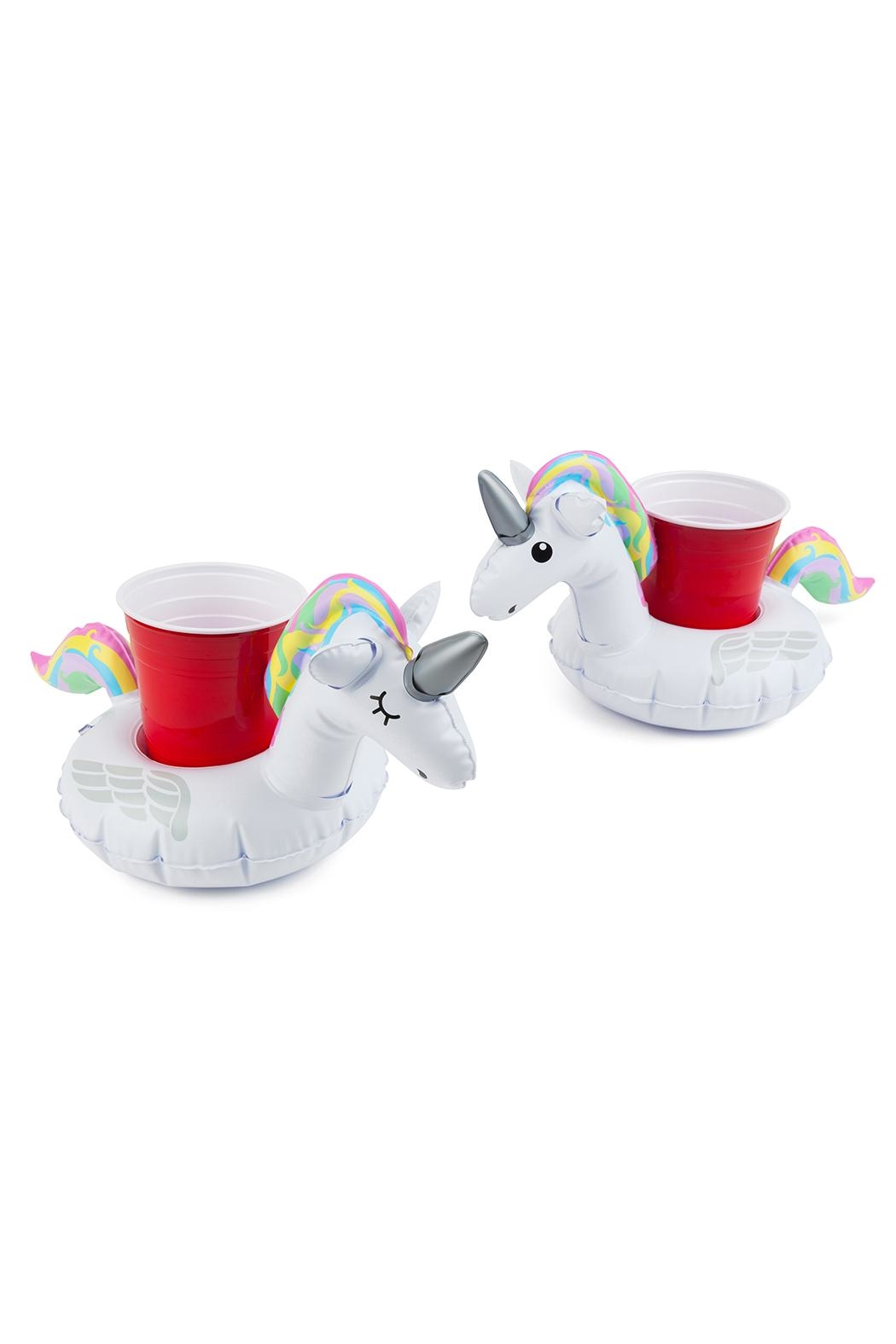 BigMouth Inc Unicorn Drink Floats - Front Full Image