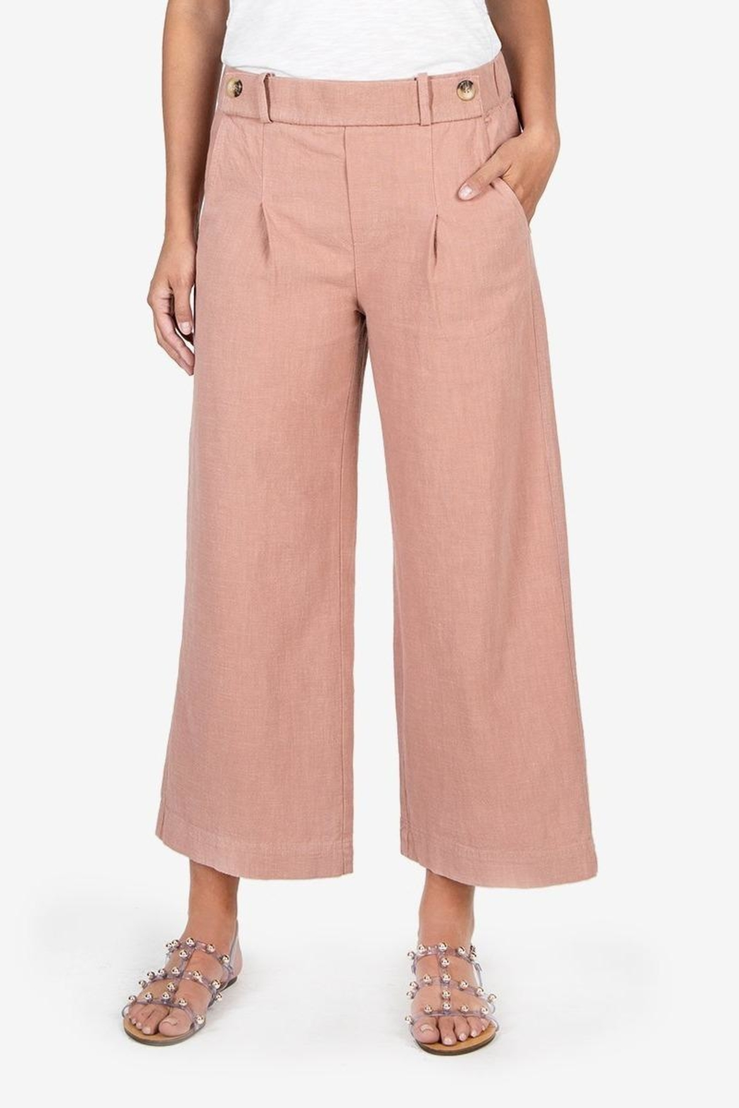 Kut from the Kloth Raine Culotte Pant - Main Image