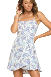 Lovely Day Rainey Moroccan Dress - Product Mini Image
