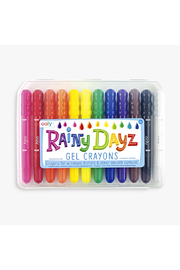 Ooly Rainy Dayz Gel Crayons - Product Mini Image