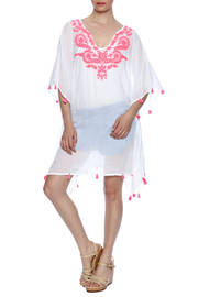 Raj Lotus Calypso Caftan - Product Mini Image