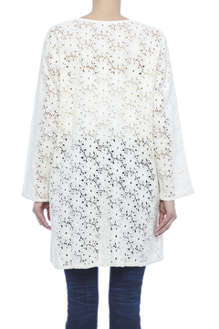 Raj Lotus Daisy Eyelet Tunic - Alternate List Image