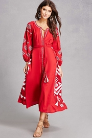 Raj Moroccan Dress - Product Mini Image