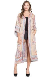 Raj Lotus Ayleen Duster - Product Mini Image