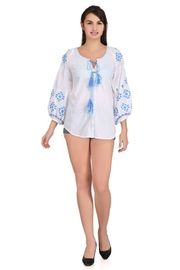 Raj Lotus Raj Tunic Flora - Product Mini Image
