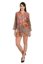 Raj Lotus India Tunic - Product Mini Image