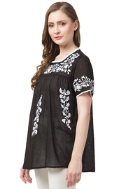Raj Lotus Raj Bohemain Tunic - Side cropped