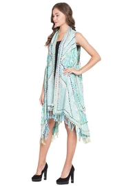 Raj Lotus Raj Vest Giovanna - Front full body