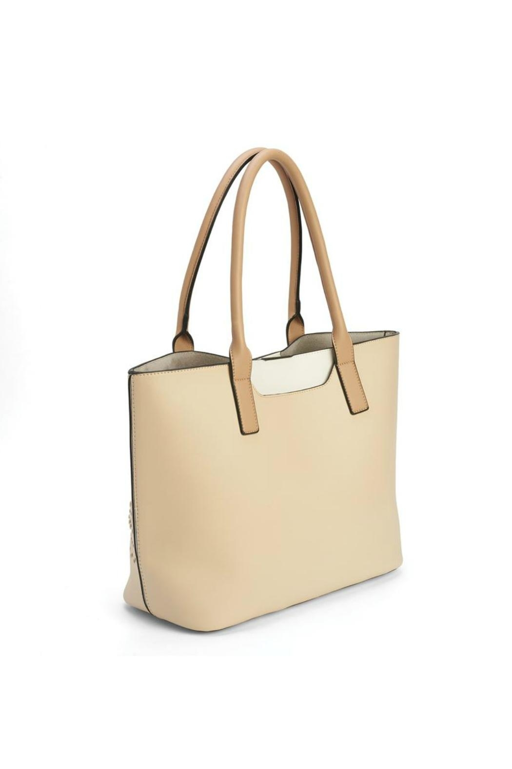 Coco + Carmen Raleigh Spctator Tote - Front Full Image