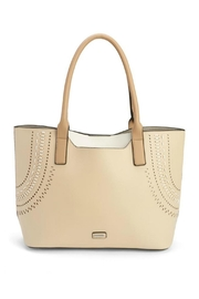 Coco + Carmen Raleigh Spctator Tote - Front cropped