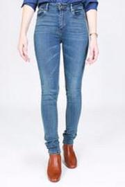 Raleigh Denim High Rise Jean - Product Mini Image