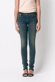 Raleigh Denim Midrise Skinny Jean - Front cropped