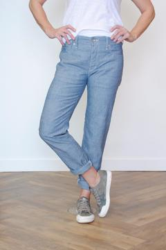 Raleigh Denim Relaxed Rinse Jean - Product List Image