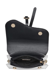 Urban Expressions Rally Vegan Leather Crossbody - Side cropped