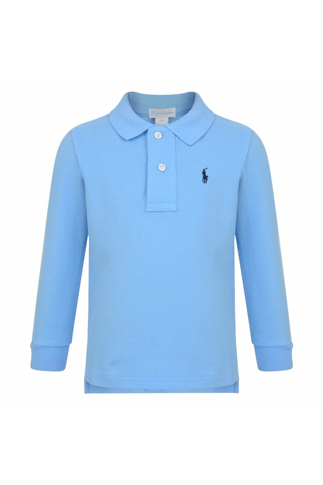 ecec42dbc Ralph Lauren Baby Boys Polo - Front Cropped Image