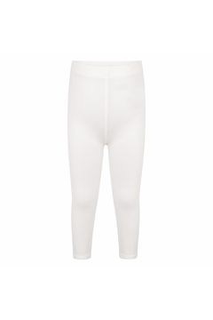 Shoptiques Product: Baby's White Leggings