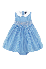 Ralph Lauren Baby Bengal Striped Dress - Product Mini Image