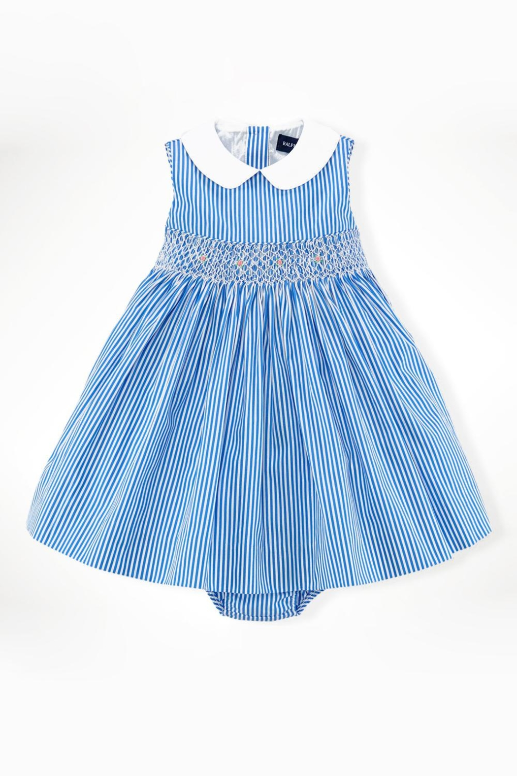 Ralph Lauren Baby Bengal Striped Dress - Main Image