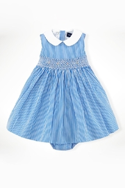 Ralph Lauren Baby Bengal Striped Dress - Front cropped