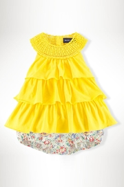 Ralph Lauren Baby Sunshine-Tunic & Floral-Bloomer Set - Product Mini Image