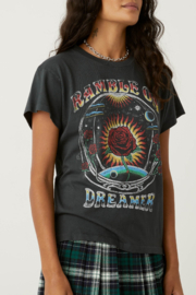 Daydreamer Ramble On Graphic Tee - Product Mini Image