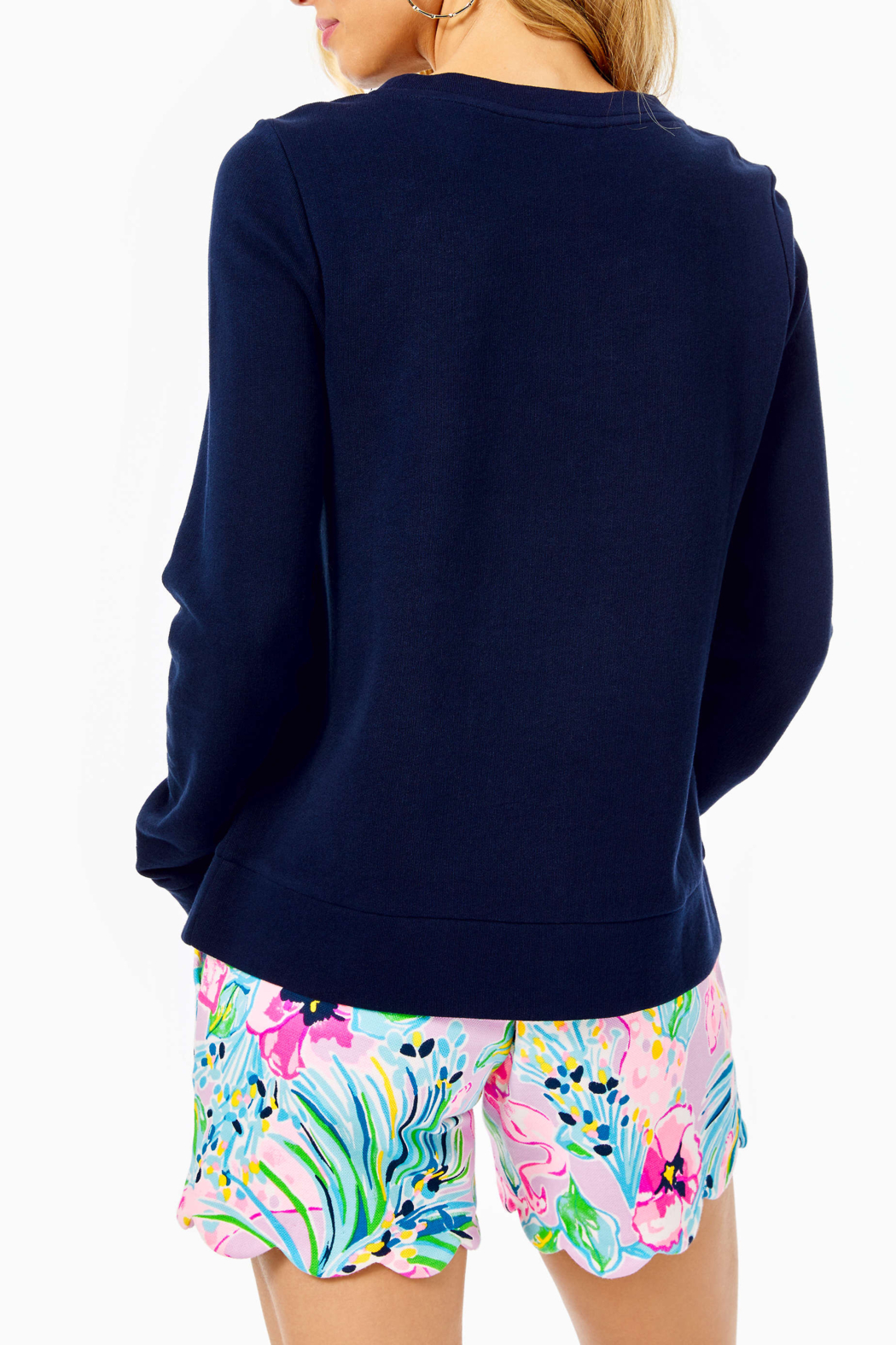 Lilly Pulitzer  Rami sweatshirt 007121 - Front Full Image