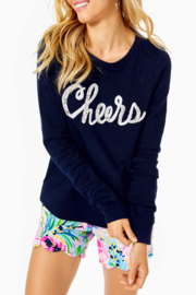 Lilly Pulitzer  Rami sweatshirt 007121 - Front cropped