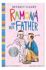 Harper Collins Publishers Ramona & Her Father - Front cropped