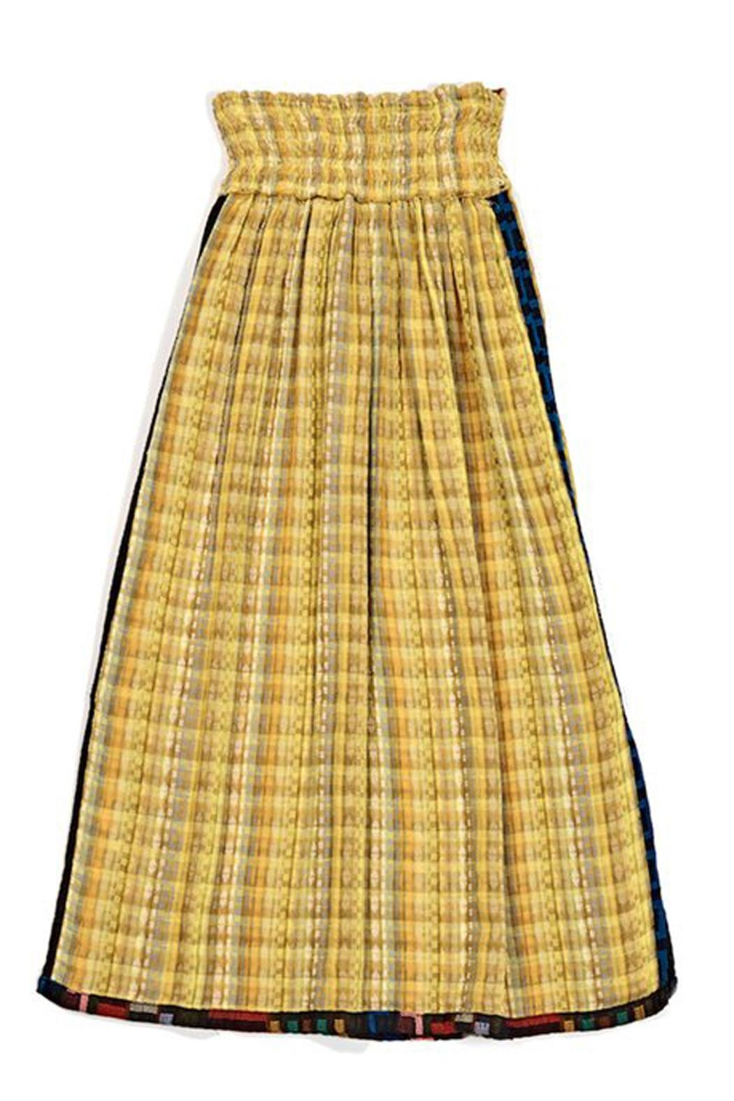 Ace & Jig Ramona Reversible Skirt - Side Cropped Image